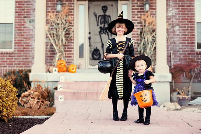 как празднуют Хэллоуин в разных странах мира