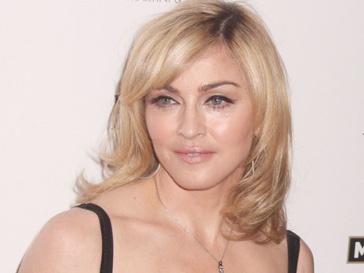 Мадонна (Madonna) - любимица британской прессы