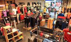 Reebok открыл магазин с фитнес-центром в «Мега Теплый Стан»