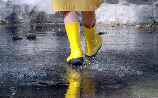 Если обувь, то непромокаемая