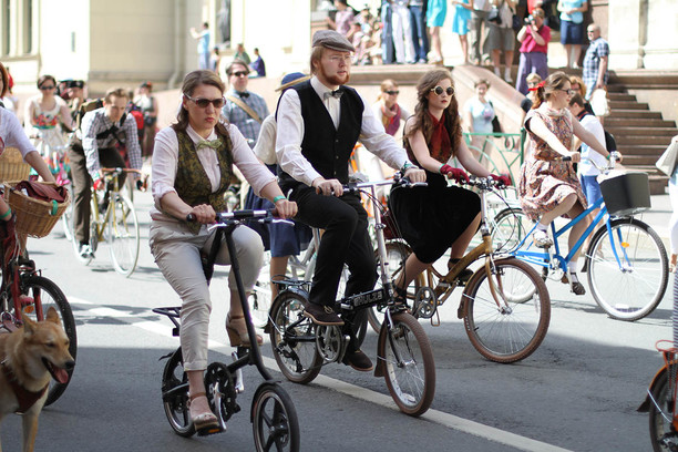 Tweed Run