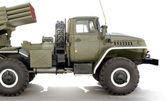 советских грузовиков странные колеса