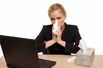 Прививка против гриппа