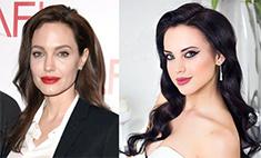 Анджелина Джоли и ее ульяновский двойник: найди 10 отличий