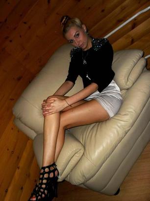 длинноногие красавицы Иркутска: Светлана Бутина
