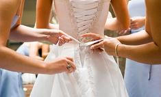 Выбираем свадебное платье по типу фигуры