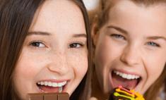 Ученые доказали: темный шоколад полезнее фруктов