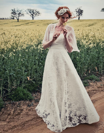 Свадебное платье Johanna Hehir 2013