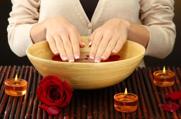 Расслоение ногтей как лечить