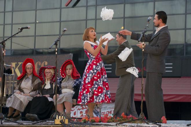 выходные, драмтеатр, карнавал у Пушкина, афиша, магнитогорск