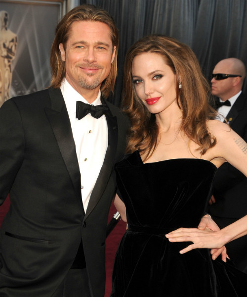 """Анджелина Джоли: """"В нашем браке с Брэдом проблемы как у всех людей"""""""