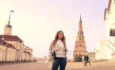 «На лабутенах» по-татарски: в носках и кожаных штанах
