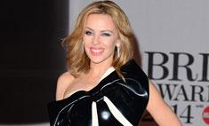 Модный провал: Кайли Миноуг на Brit Awards 2014