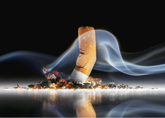 табачный дым от соседей