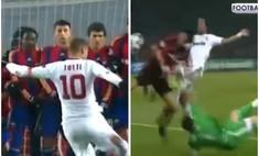 5 голов, забитых самыми возрастными игроками в Лиге чемпионов (видео)