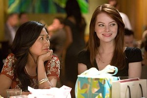 "Emma Stone, ""Crazy, Stupid, Love"""