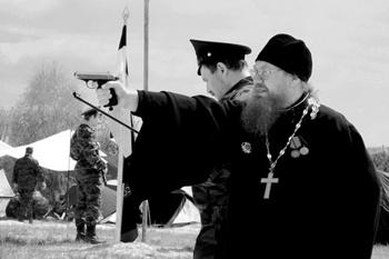 Денис Тарасов из серии «Казачий дозор»