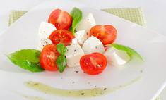 Сырный салат: рецепты