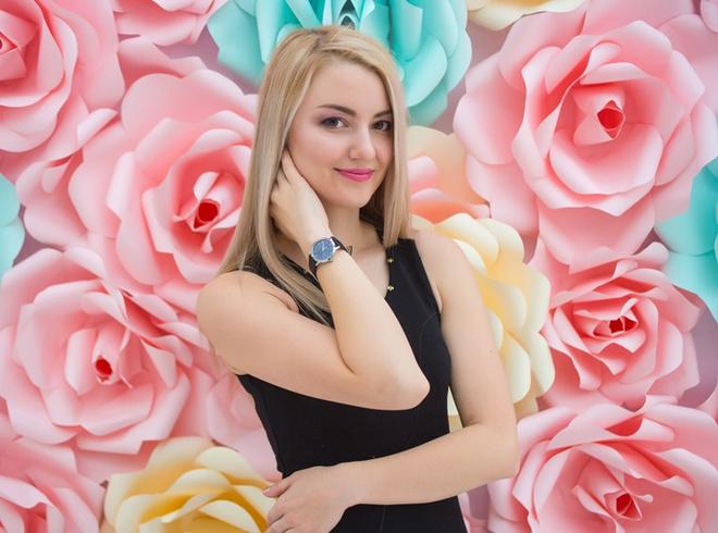 Ксения Селина, финалистка конкурса «Мисс Планета-2017»