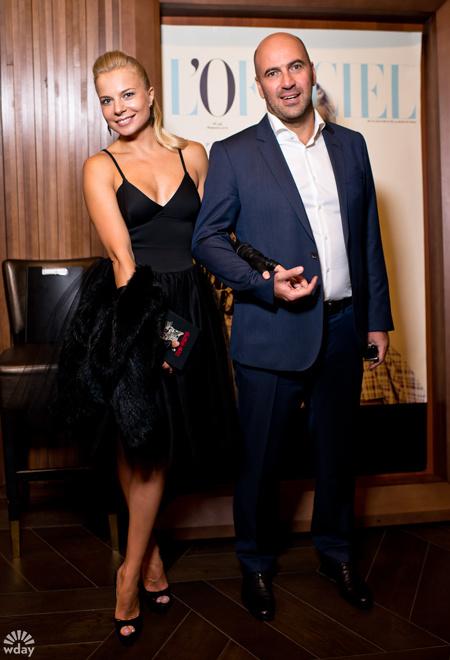 Ростислав Хаит с девушкой фото