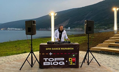 Радио DFM устроило DJ-сеты в самых необычных уголках России