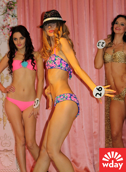 конкурс красоты «Miss Beauty Samara-2015»