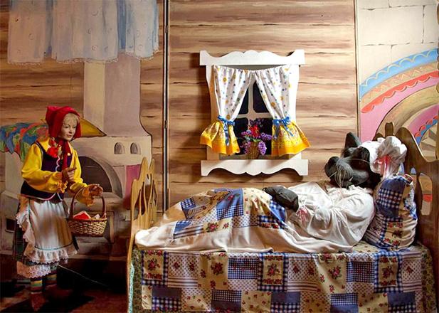 Выставка «Ожившие сказки» в Ростове, куда пойти в Ростове, афиша Ростова, куда пойти с ребенком