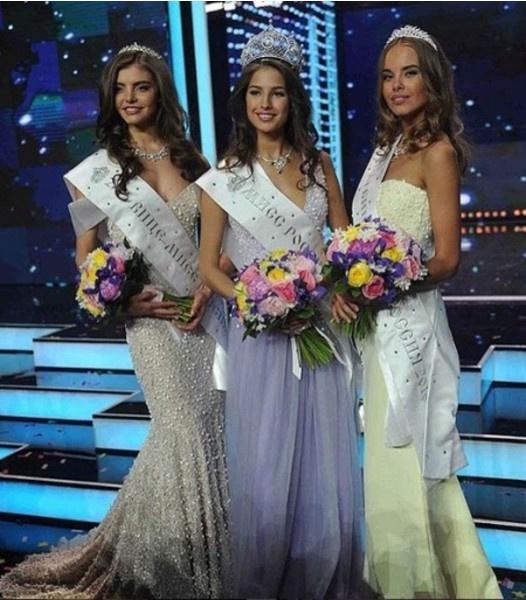 Юлиана Королькова поборется за звание «Мисс Вселенная»