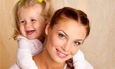 Татьяна Арнтгольц: «Хочу быть дочке лучшей подругой»