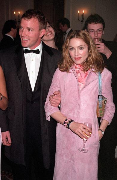 Мадонна, 2000 год