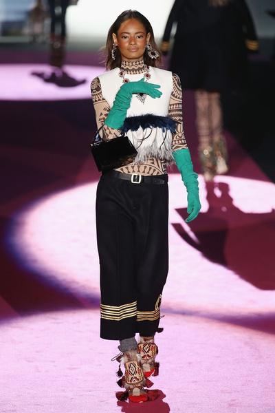 Показ DSquared2 на Неделе моды в Милане | галерея [2] фото [16]