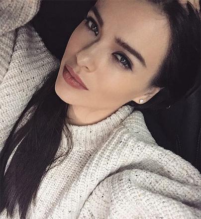 Певица Елена Темникова, фото