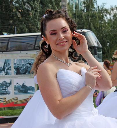 марафон невест в Самаре 2015
