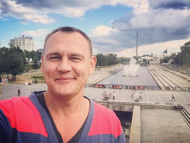 Степан Меньщиков, фото