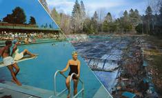 Фото курортов и отелей до и после того, как они превратились в руины