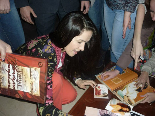 Наталия Орейро Новосибирск