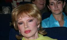 Умерла актриса Людмила Гурченко