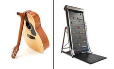 Складная гитара и другие мужские штуковины месяца