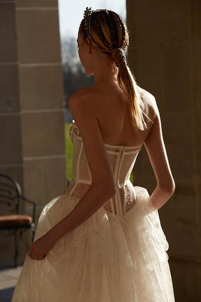 Лучшие коллекции Недели свадебной моды   галерея [4] фото [6]