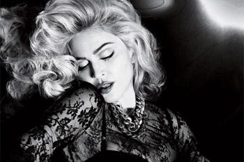 Одна из последних фотосессий Мадонны.