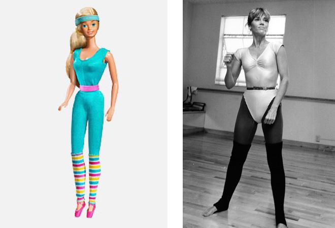 Девушки Барби фото