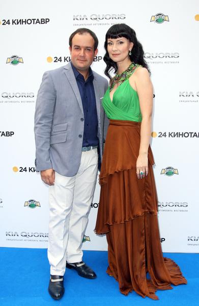Нонна Гришаева помирилась с мужем и отметила с ним 44-летие