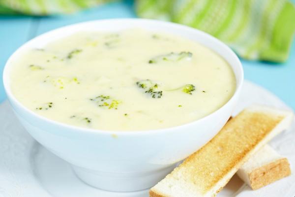 сырный крем суп рецепт из трех видов сыра