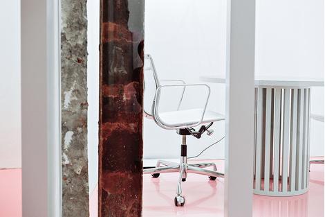Жизнерадостный интерьер офиса: проект в деталях | галерея [1] фото [8]