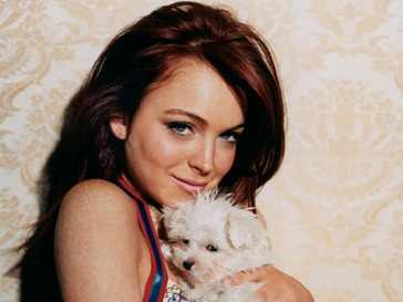 Линдсей Лохан (Lindsay Lohan) решила не оставаться в стороне