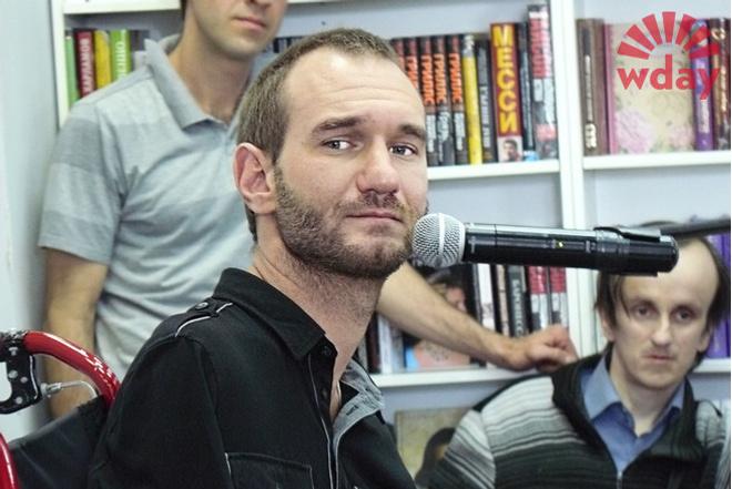 Ник Вуйчич в Казани