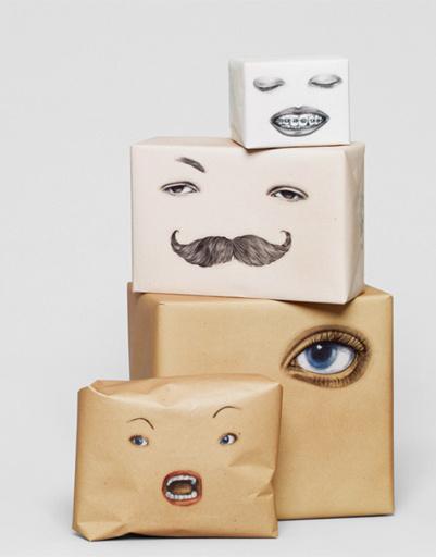 Как упаковать подарки для всей семьи?