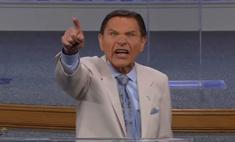 самый богатый американский пастор наорал коронавирус видео