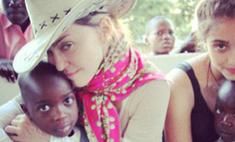 Мадонна хочет снова усыновить ребенка