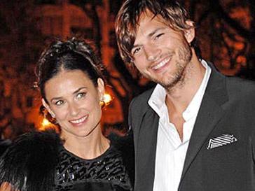 Деми Мур (Demi Moore) и Эштон Катчер (Ashton Kutcher) работают над своими отношениями каждый день